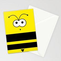 Minimal Bee Stationery Cards