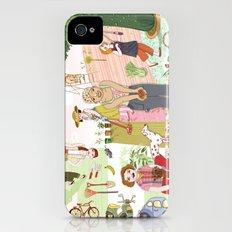 gardening Slim Case iPhone (4, 4s)