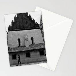 Passer-by Stationery Cards
