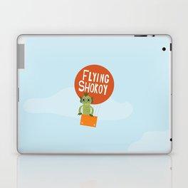 Flying Shokoy (Philippine Mythological Creatures Series) Laptop & iPad Skin