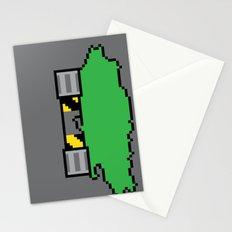 Teenage Mutant Ninja Pixels Stationery Cards