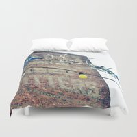 montreal Duvet Covers featuring Montreal by sylvianerobini