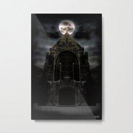 The Church Metal Print