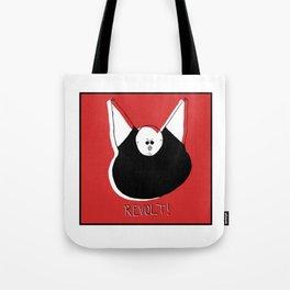 Revolt Two Tote Bag