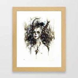 Kintsugi Framed Art Print