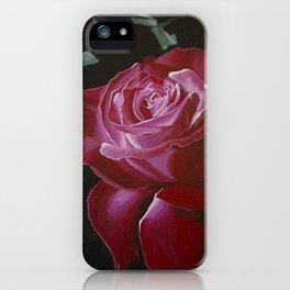 Rose (2015) iPhone Case