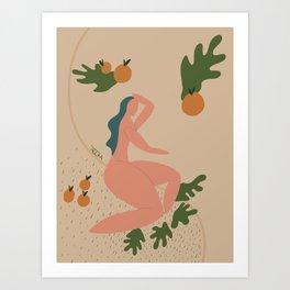 18. Art Print