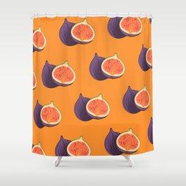 Fig Autumn Colour Trends  Shower Curtain