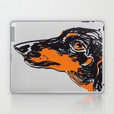 Zoe the datchshound Laptop & iPad Skin