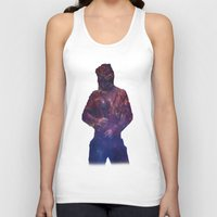 starlord Tank Tops featuring Starlord, Legendary Outlaw? by ItsSabYo
