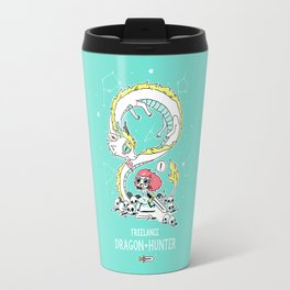 Dragon Hunter Travel Mug