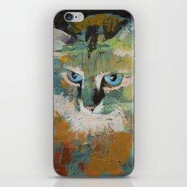 Himalayan Cat iPhone Skin