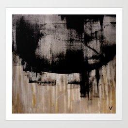 Separate. Art Print