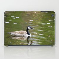 canada iPad Cases featuring Canada Goose by Christina Rollo