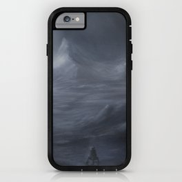 Lunar Landing iPhone Case