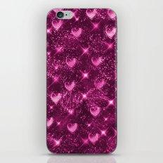 Girl in Love iPhone & iPod Skin