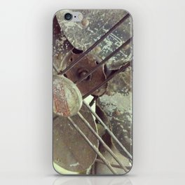 Just Keep on Turning iPhone Skin