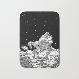 The Miner Bath Mat