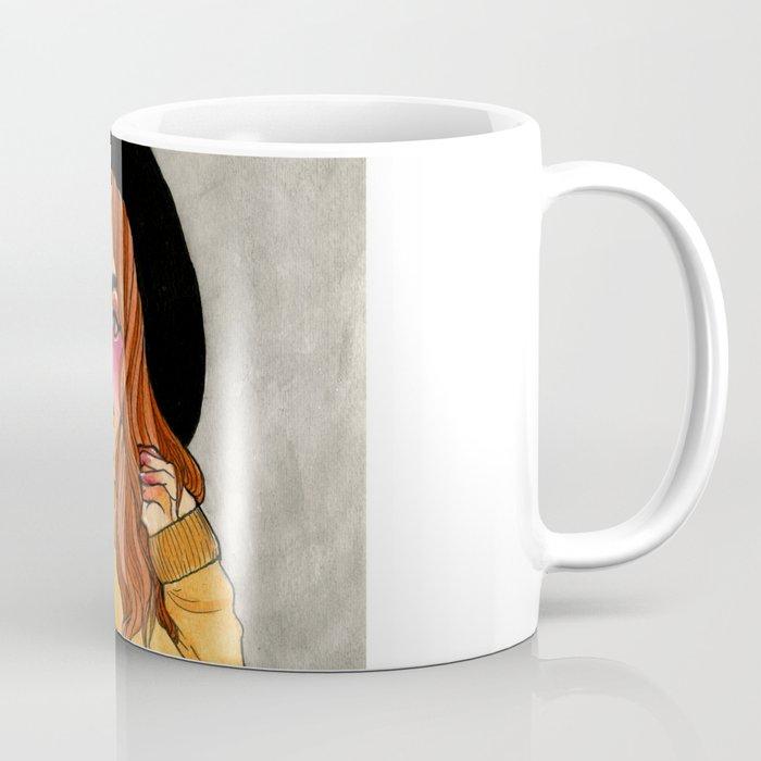 Fall Witch Coffee Mug