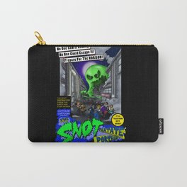 The Snot That Ate Port Harry poster Carry-All Pouch