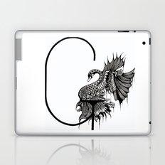 Letter G Laptop & iPad Skin
