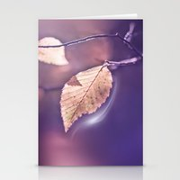 poem Stationery Cards featuring LIGHT POEM by VIAINA