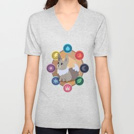 Evolution Possibilities  Unisex V-Neck
