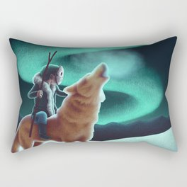 Howl Rectangular Pillow