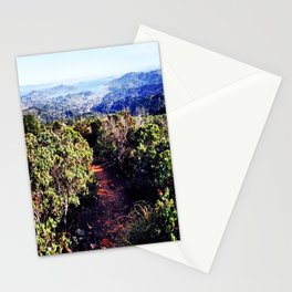 San Francisco from Mount Tam Stationery Cards