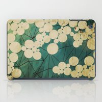 spring iPad Cases featuring spring by Laura Graves