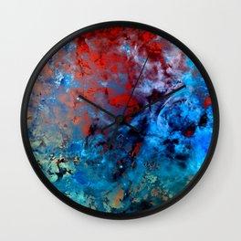 α Comae Berenices Wall Clock