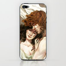 Blood&Bone iPhone & iPod Skin