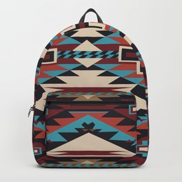 American Native Pattern No. 67 Backpack