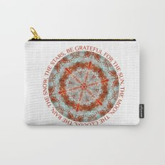 Gratitude One Carry-All Pouch