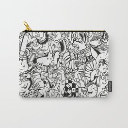 Coloring Page For Literacy Carry-All Pouch