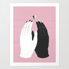 Marjanne Mars x Anna Bulbrook Art Print