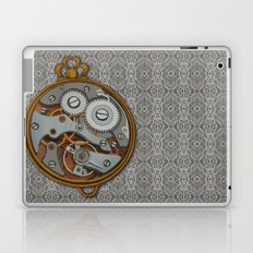 Pieces of Time Laptop & iPad Skin