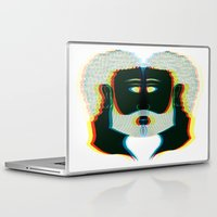 greek Laptop & iPad Skins featuring Greek by Giovanni Choisy