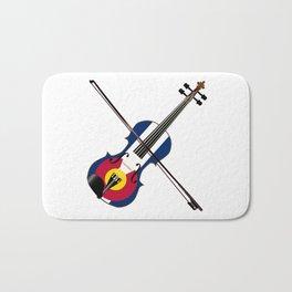Colorado Fiddle Bath Mat