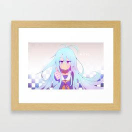 NGNL Shiro  Framed Art Print