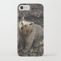 bears iPhone & iPod Cases featuring Bears by Veronika