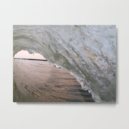 Shorebreak Metal Print