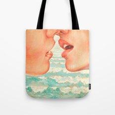 California Kiss Tote Bag