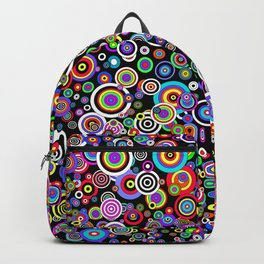 Spots (Version 7) by Bruce Gray Backpack