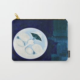Slumbering Moon Carry-All Pouch