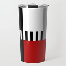 Geometric pattern 4 Travel Mug