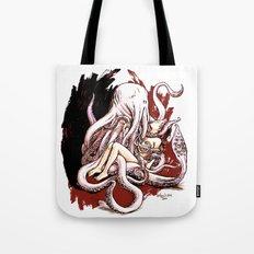 Cuthulhu Love Tote Bag