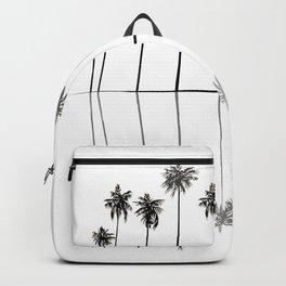 Palm Reflections II Backpack