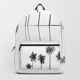 Palm Reflections II Backpack
