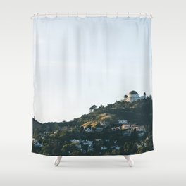 The Observatory Shower Curtain